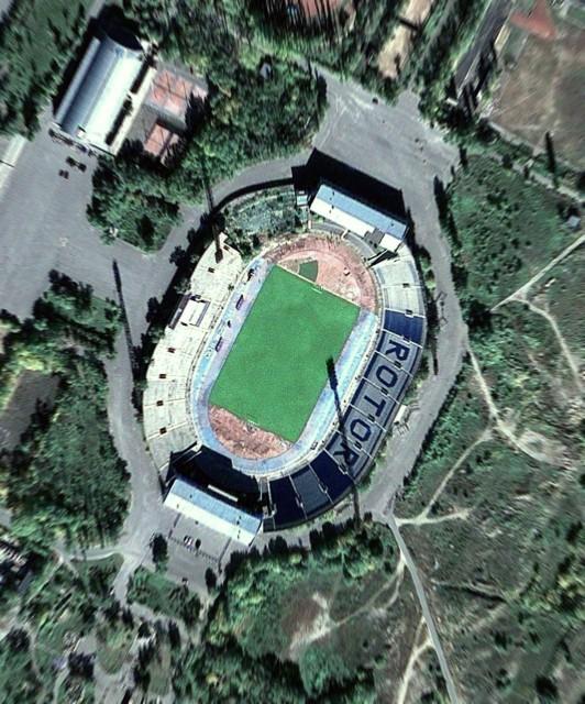 стадион Центральный Ротор Волгоград