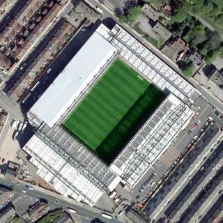 Энфилд Ливерпуль Anfield Liverpool