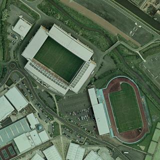 Уиган Ди Дабл Ю Стэдиум DW Stadium Wigan стадион