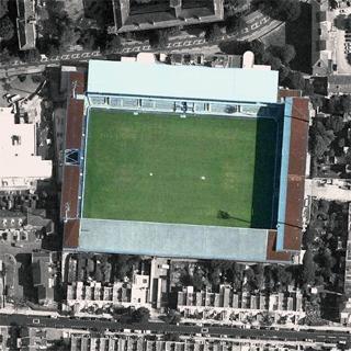 Лофтус Loftus Queens Park Rangers Куинз Парк Рейнджерс стадион