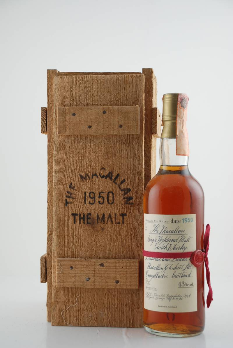 Scotch Whiski Macallan 1950 (Виски)