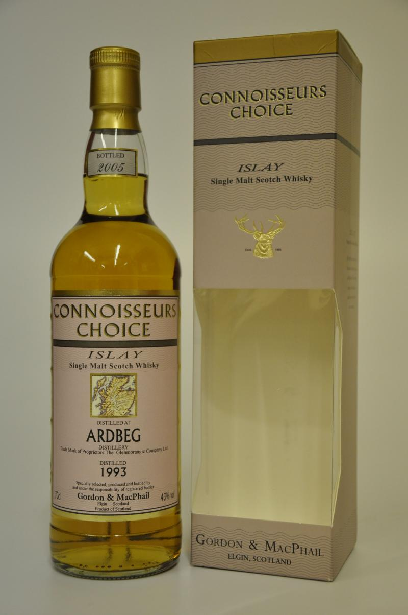 Scotch Whisky Ardberg 1993 (Виски)