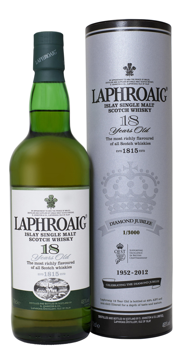 Scotch Whisky Laphroaig (Виски)