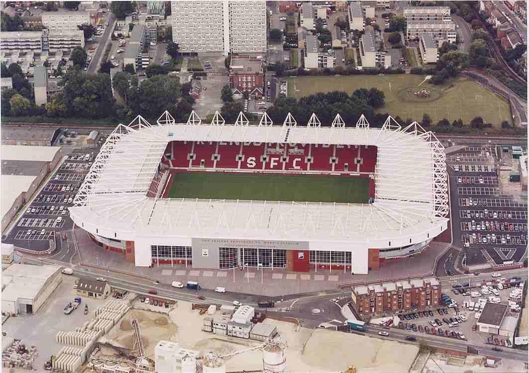 Cтадион Сент-Мэрис (St. Mary's Stadium)
