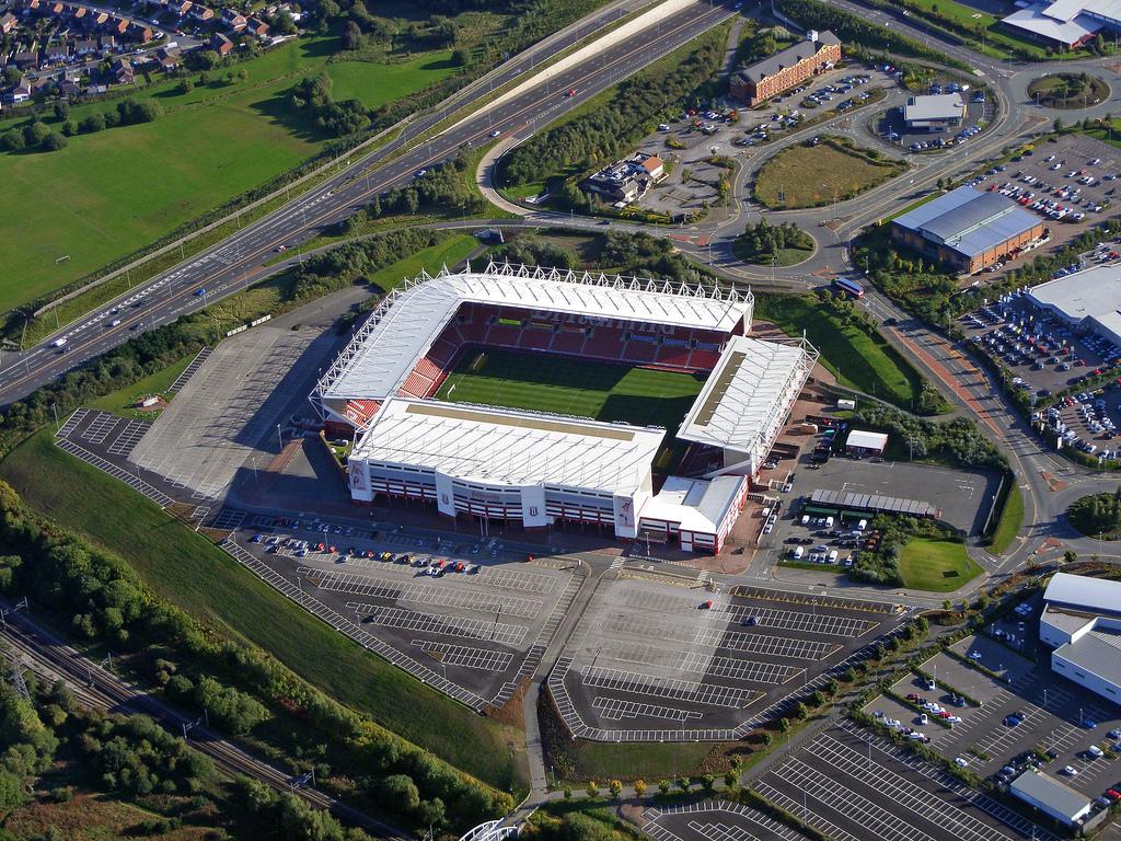 Стадион Британия (Britania Stadium)