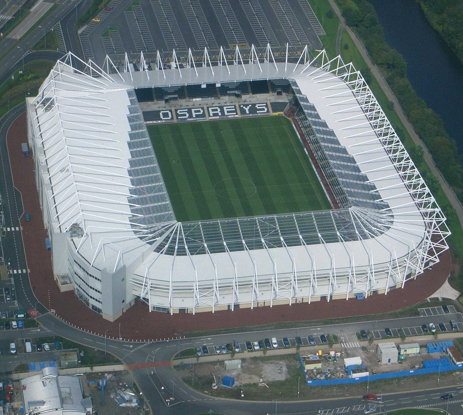 Стадион Либерти (Liberty Stadium)