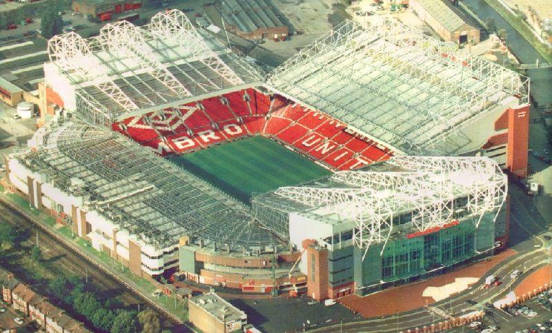 Cтадион Олд Траффорд (Old Trafford)