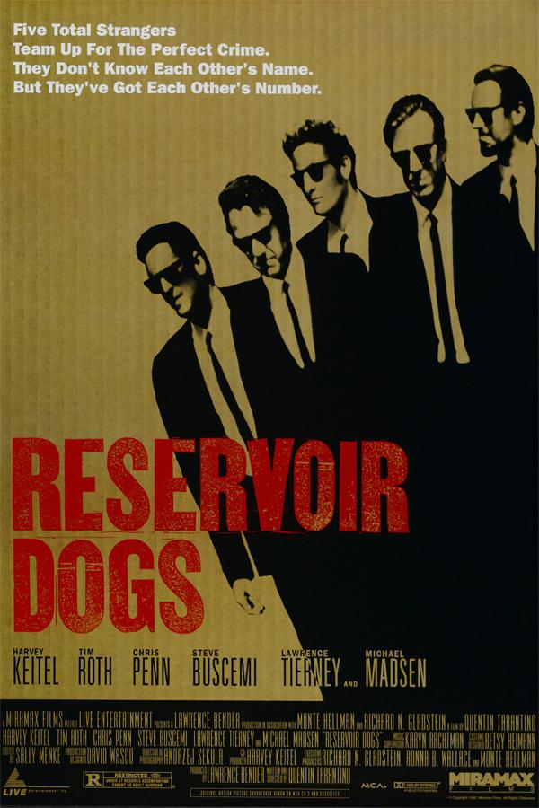Бешеные псы (Reservoir Dogs)