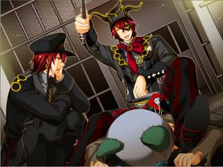 Joker no Kuni no Alice - Gray Route: acidmyst — LiveJournal