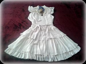 Fairy Chiffon Doll