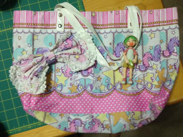 bag and bow