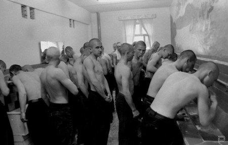 Секс отношения в российских тюрьмах