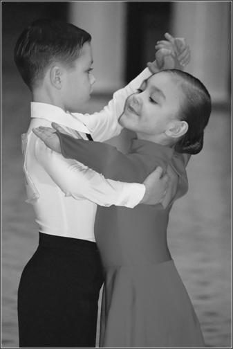 детские бальные танцы