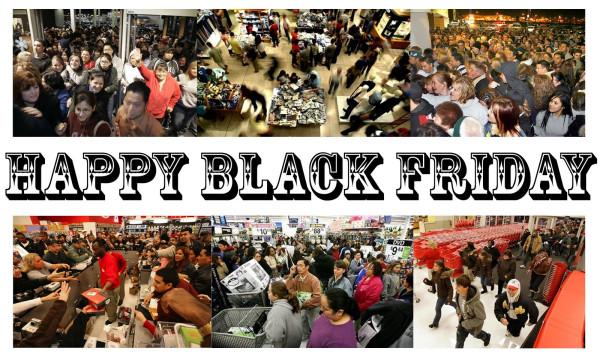 Черная пятница в США