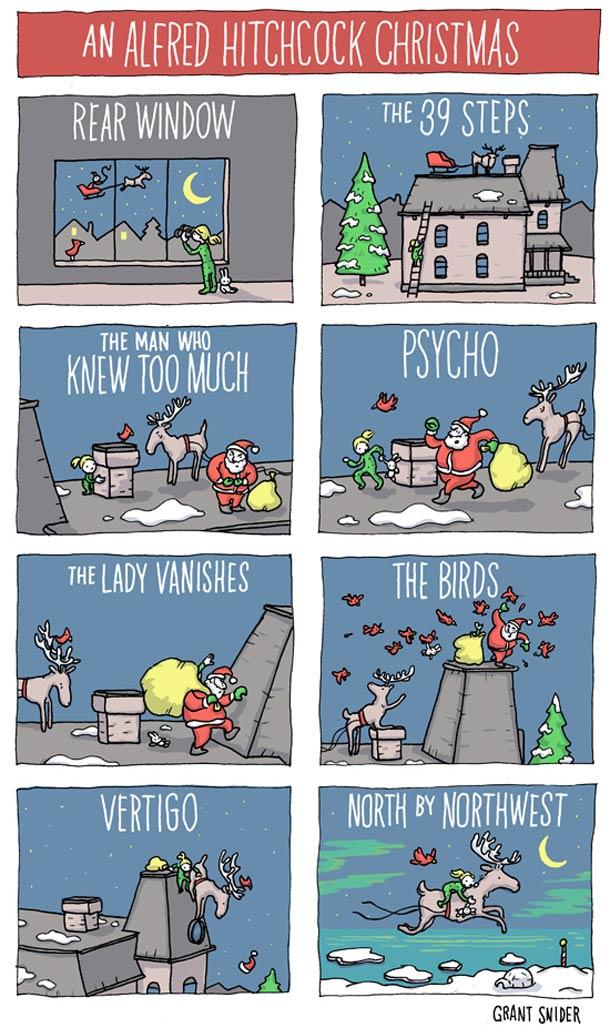 Christmas-VS-Alfred-Hitchcock