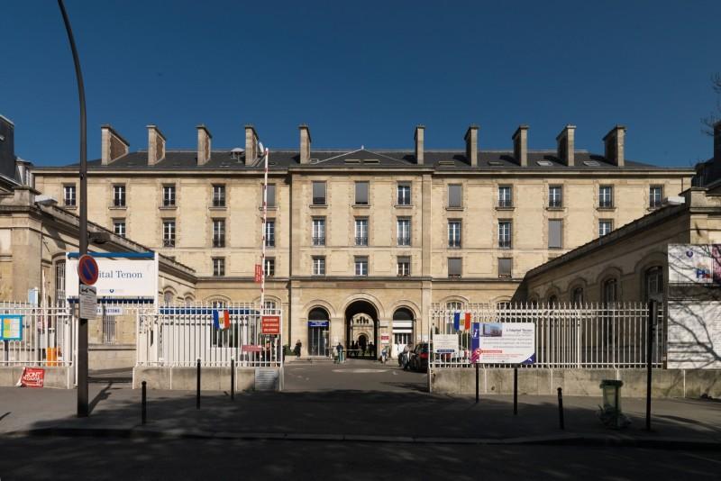 Госпиталь, где умер Махно
