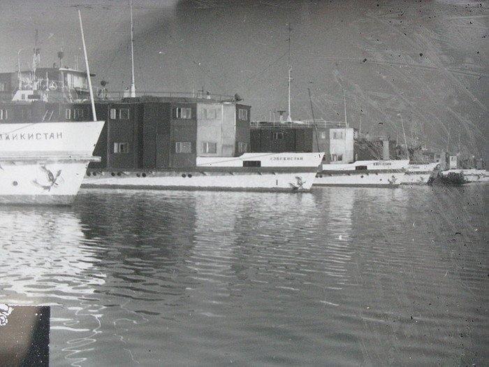 Корабли на Припяти