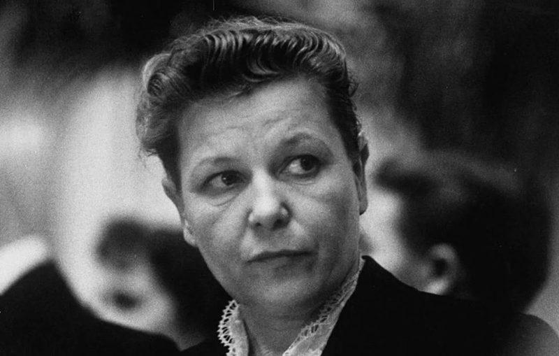 Екатерина Фурцева