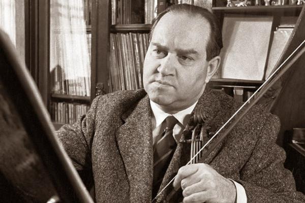 Ограбление квартиры «короля скрипки»