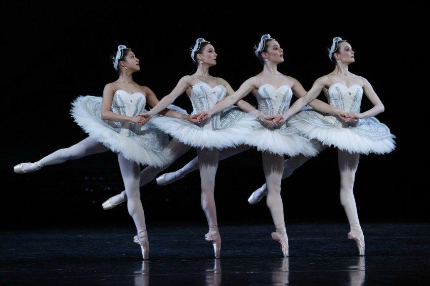 перестает быть балет лебединое озеро фото вам