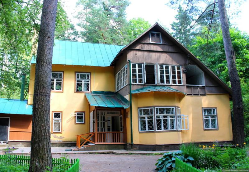 Дом Чуковского в Переделкине