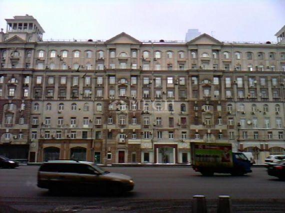 Москва. Дом № 26 на Кутузовском проспекте