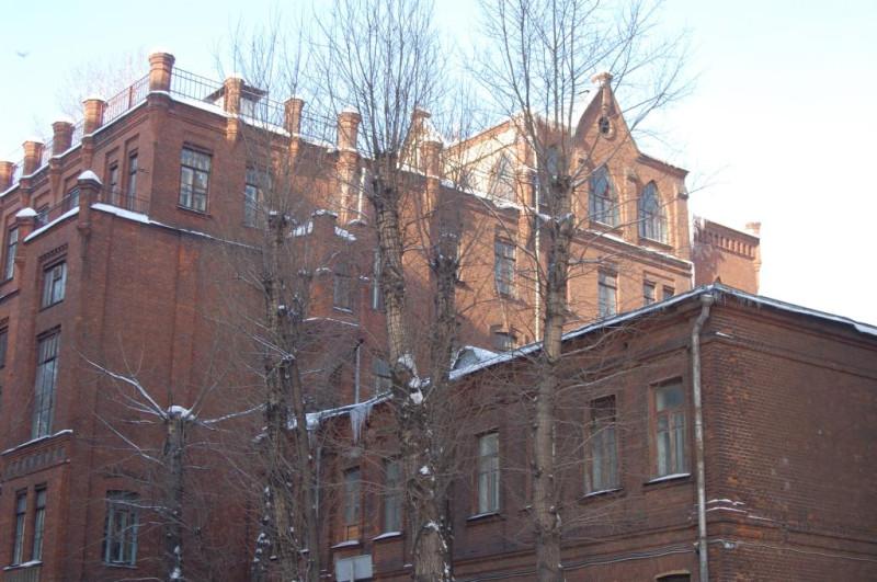 Москва. Институт мозга