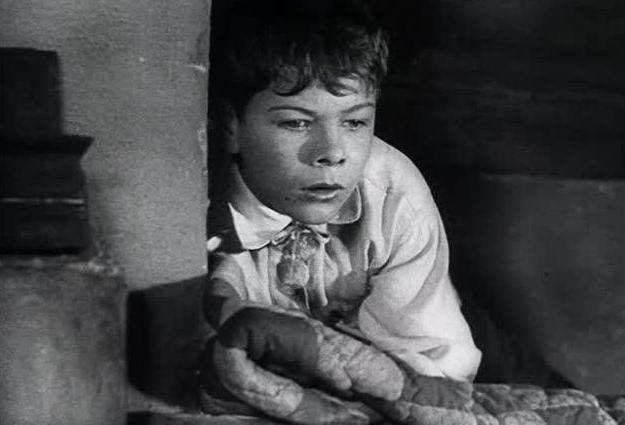 Кадр из фильма «Детство Горького». Фотография из архива Киностудии имени М. Горького