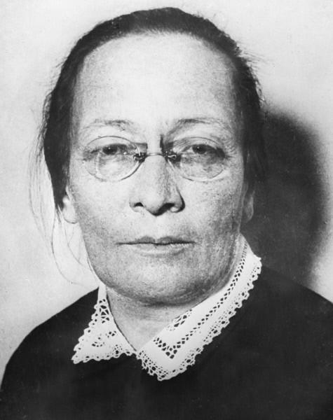 Розалия Самойлова (Землячка)