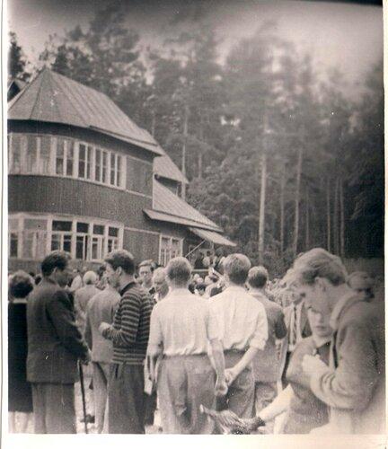 Похороны Бориса Пастернака