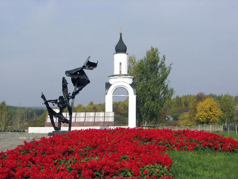 Мемориальный комплекс в Арзамасе