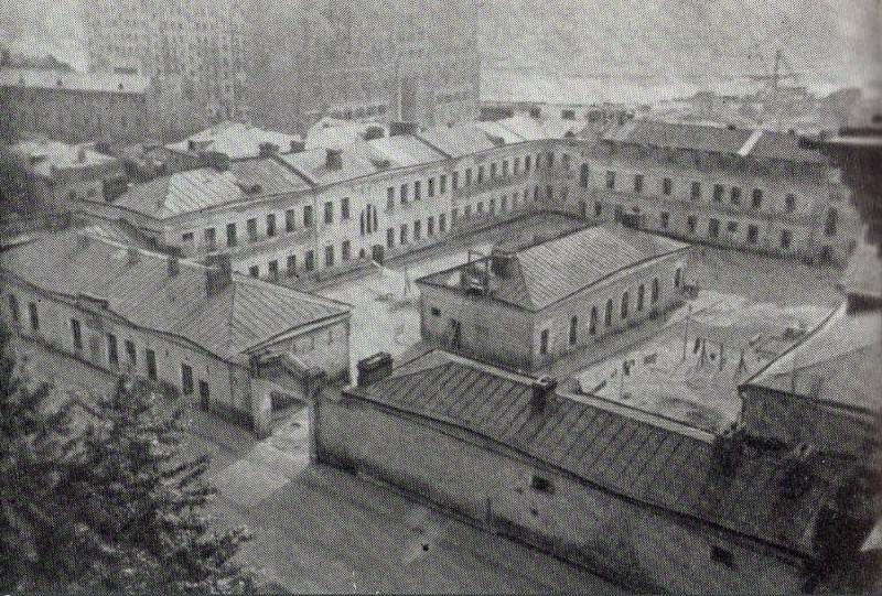 Новинская тюрьма