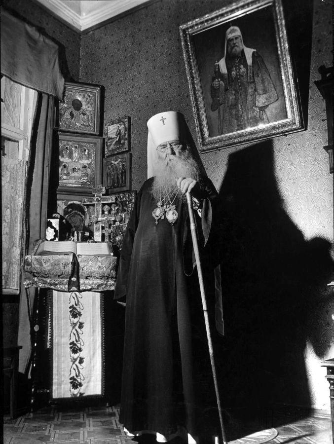 Патриарх Сергий (Старогородский)