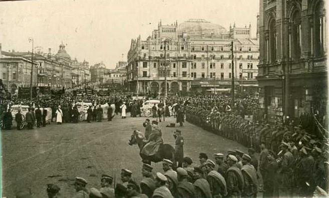 Похороны жертв взрыва