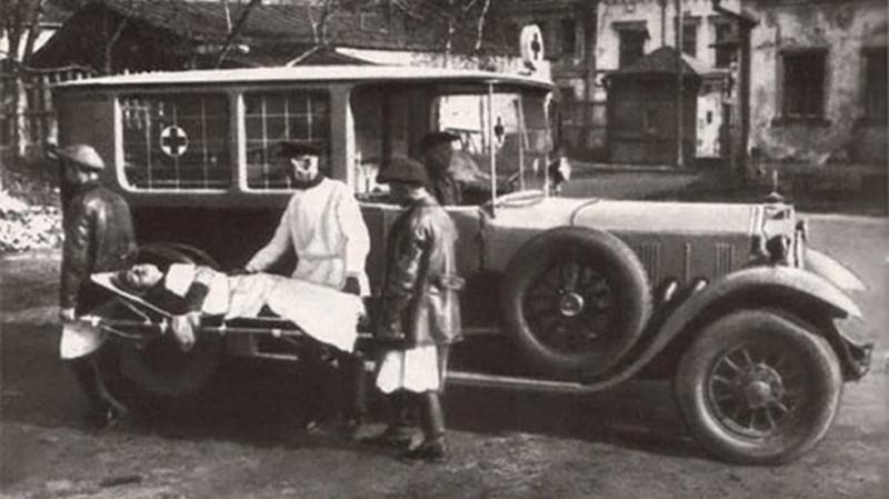 """""""Скорая помощь"""" в Москве"""