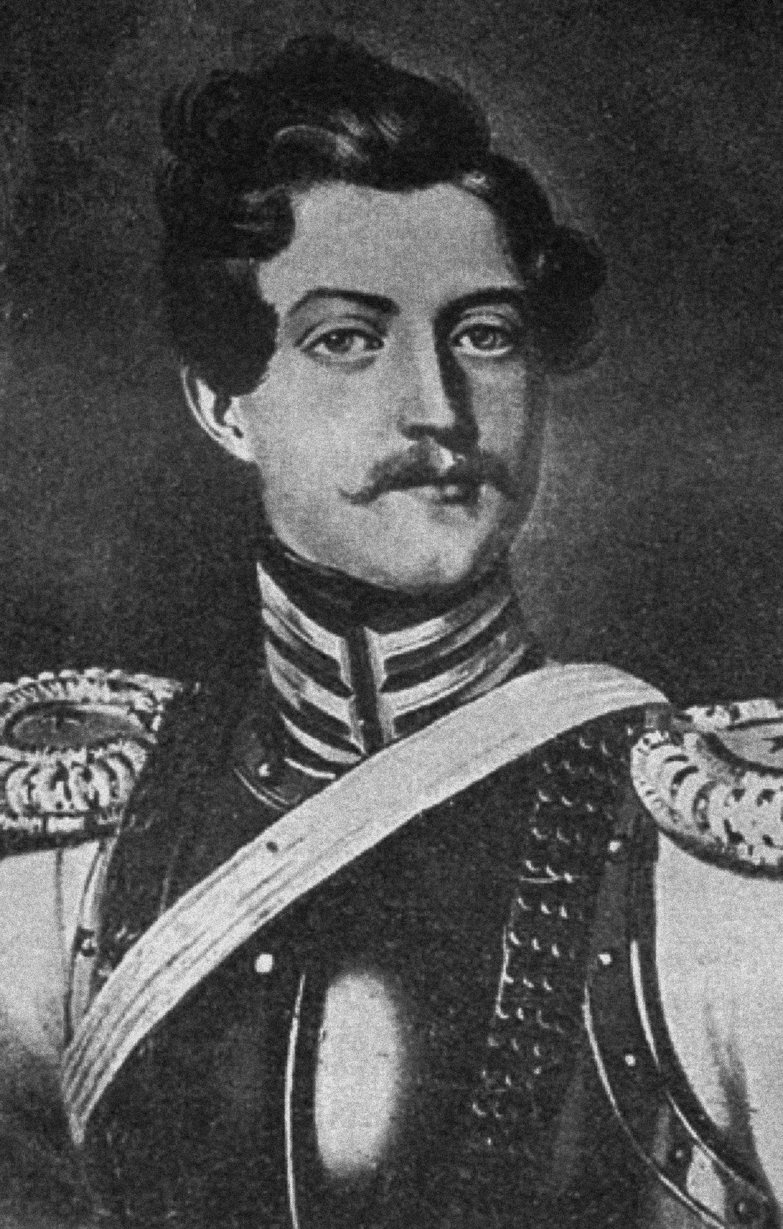 Жорж Дантес