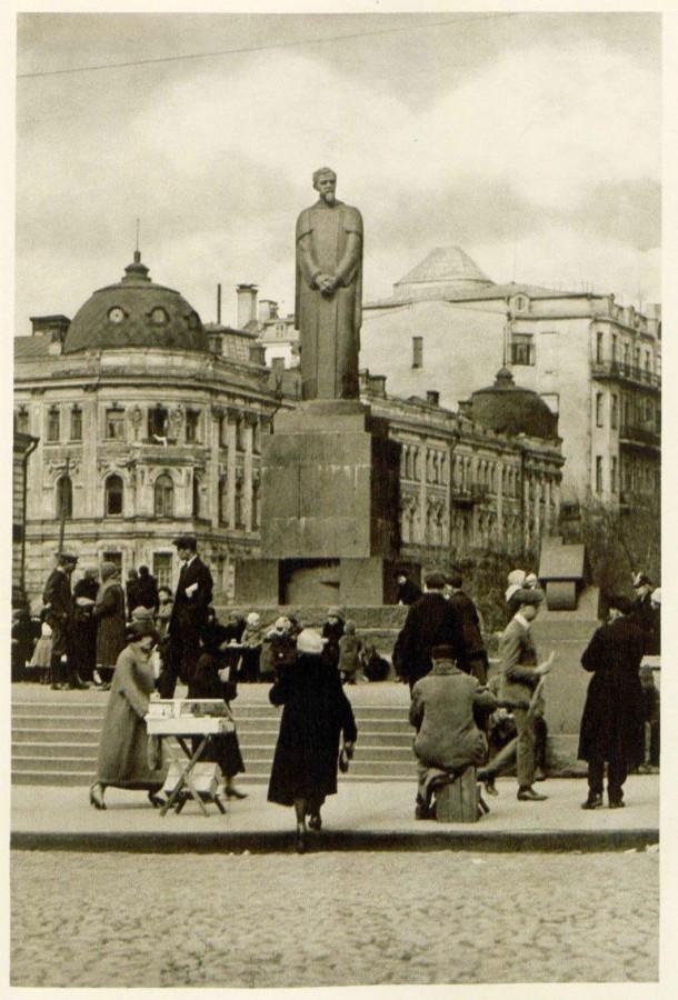 Памятник К.А. Тимирязеву