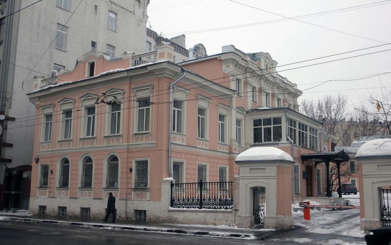 Москва. Большая Полянка, 52