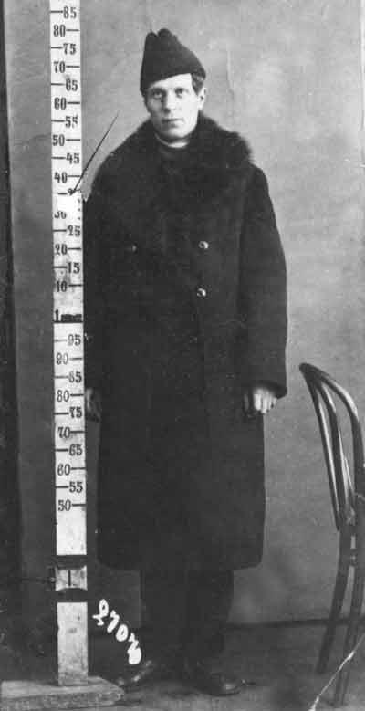 Главарь банды Яков Кошельков