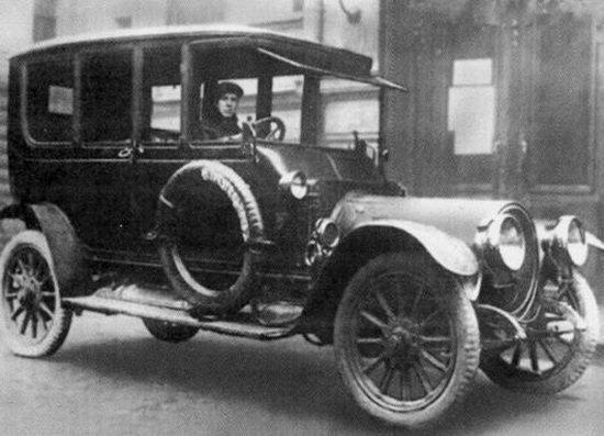 Автомобиль Ленина