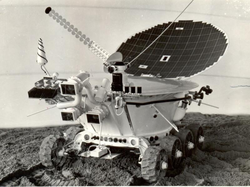 Луноход-2 (фото с сайта Роскосмоса)