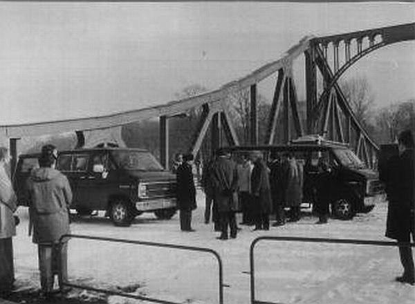 Обмен 10 февраля 1962 года.