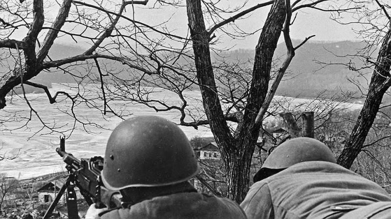 Военный конфликт на острове Даманский.
