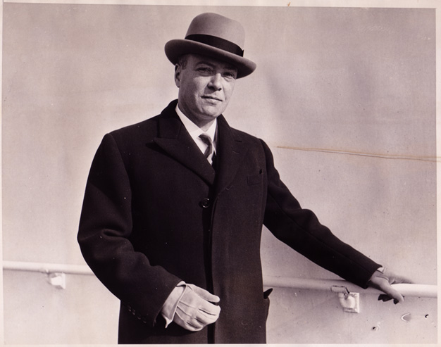Уильям Буллит