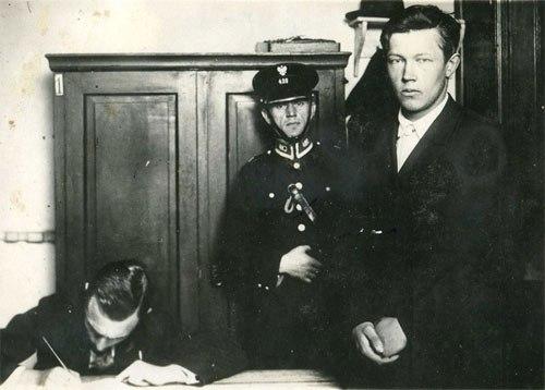 Борис Коверда дает показания