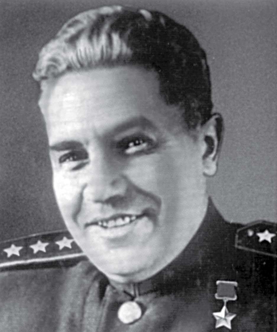 Николай Берзарин