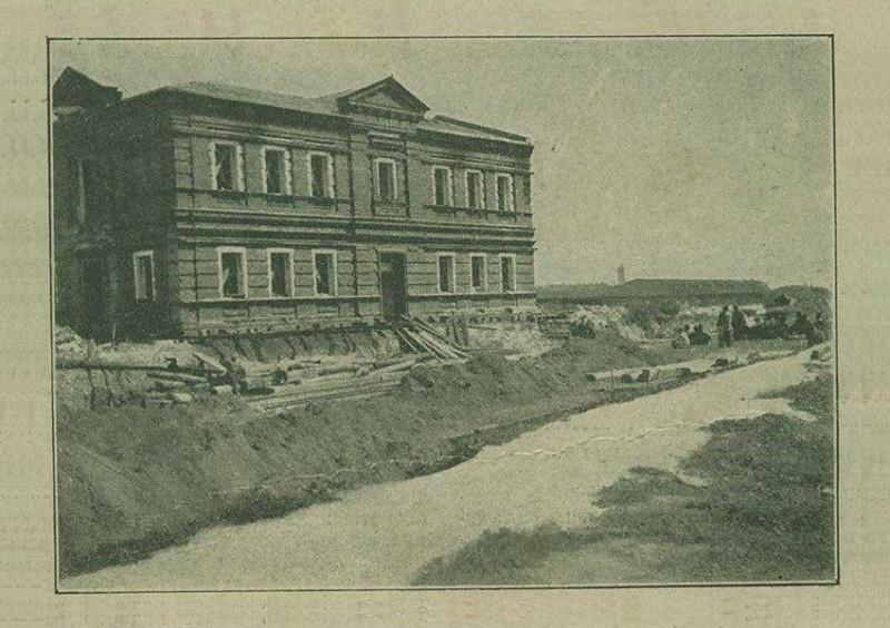 Дом Евгении Мак-Гилль