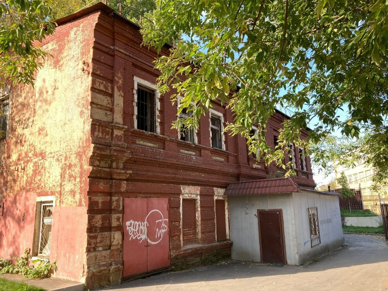 Дом Евгении Мак-Гилль дожил до наших дней