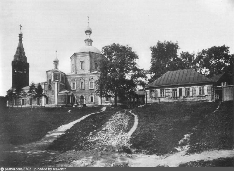 Церковь Иоанна Воина на Убогом дому