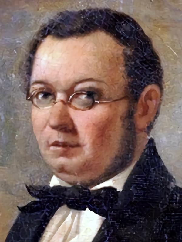 Петр Павлович Ершов.